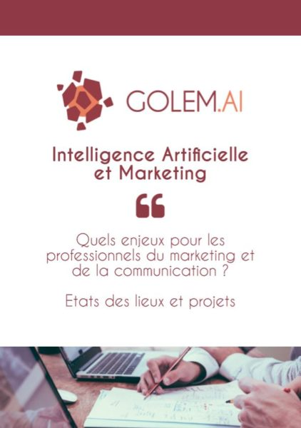 Golem.ai : IA et marketing