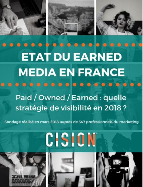 Cision - etat du earned media