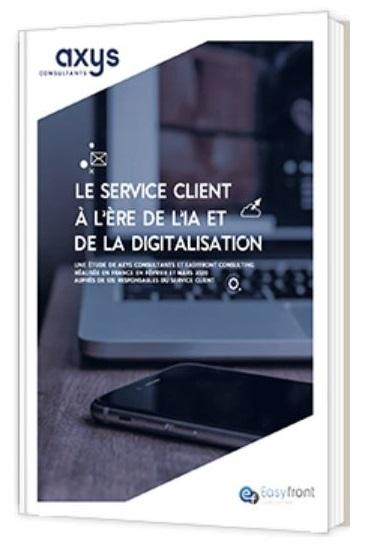 Axys Consultants : le service client à l'ère de l'IA et de la digitalisation