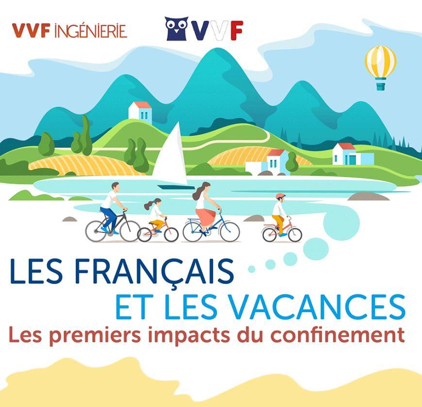 VVF : les Français et les vacances : les impacts de la pandémie
